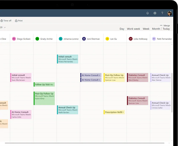 I-Experts - blog - Microsoft Teams nieuwe functies - Bookings