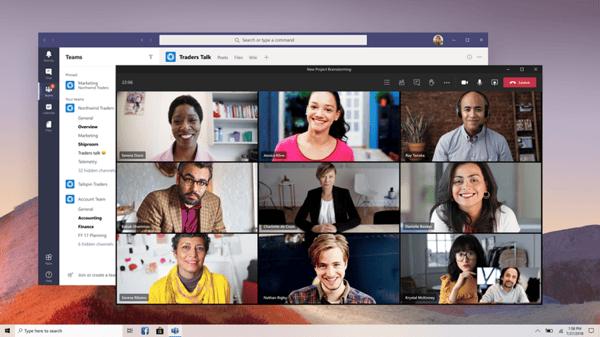 I-Experts - blog - Microsoft Teams nieuwe functies - multiwindow