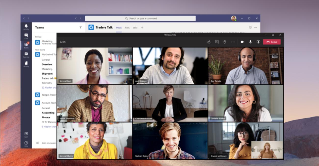 Nieuw in Microsoft Teams: de mooiste features van 2020