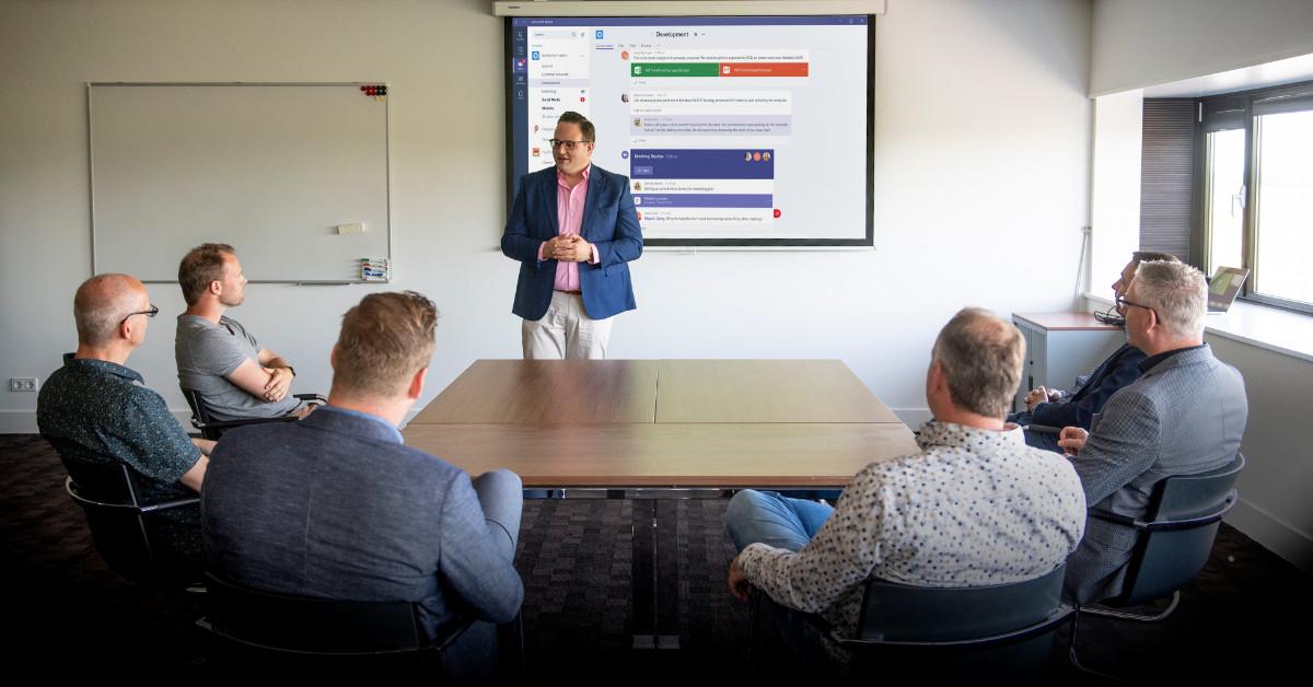 Microsoft Teams: wat zijn de volgende stappen na een snelle invoering?