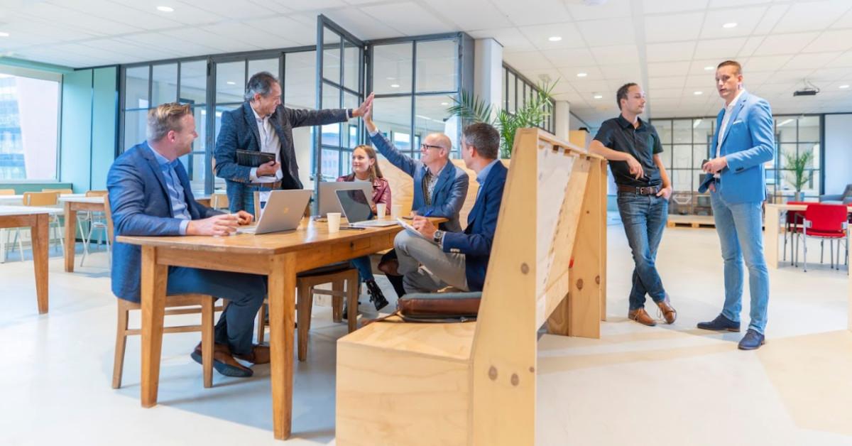 Duurzaam samenwerken: de succesformule voor hogere arbeidsproductiviteit en meer werkplezier